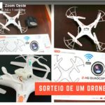 Promoção Sorteio de um Drone