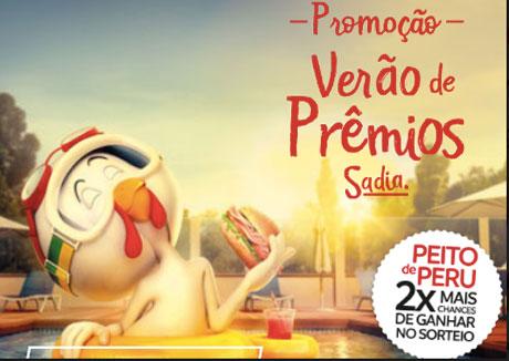 Promoção Verão de Prêmios Sadia