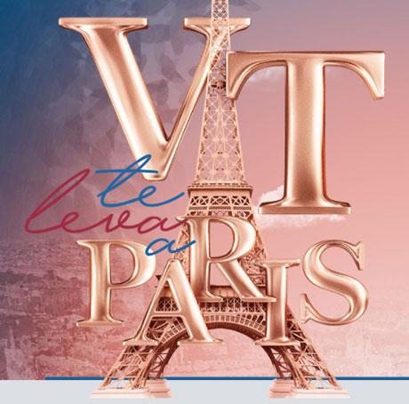 Promoção Via Tolentino Te Leva a Paris