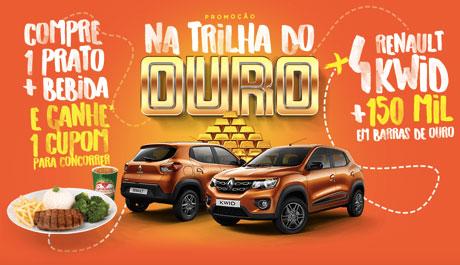 Promoção Griletto Na Trilha do Ouro