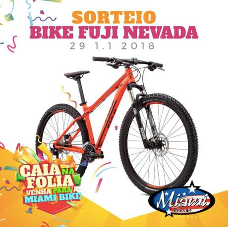 Promoção de Carnaval Miami Bike