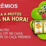 Promoção Caça Prêmios Veran
