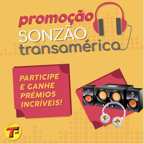 Promoção Sonzão Transamérica