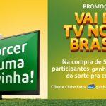 Promoção Extra Vai de TV Nova, Brasil