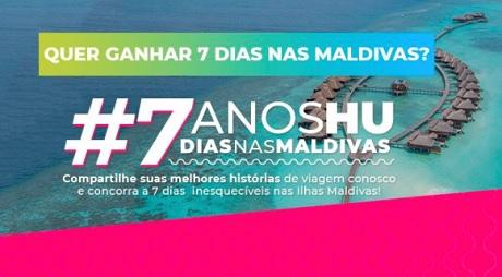 Promoção 7 Anos Hotel Urbano = 7 Dias Nas Maldivas