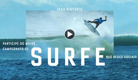Promoção OI Digital Surf