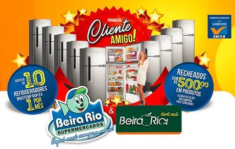Promoção Supermercados Beira Rio Cliente Amigo