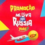 Promoção Yoki Me Leva Pra Rússia