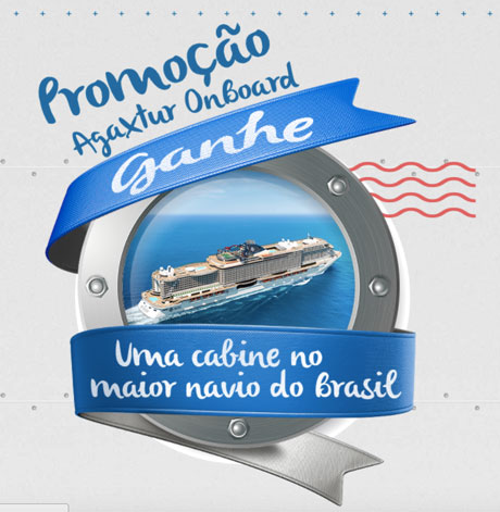 Promoção Agaxtur on Board