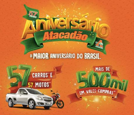 PromoçãoAniversário Atacadão O Maior Aniversário do Brasil