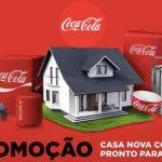 Promoção Coca-Cola Casa Nova com Tudo Pronto para Torcer