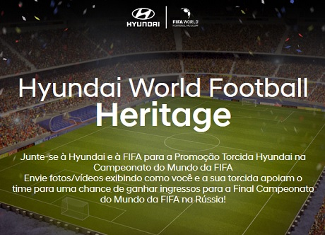 Promoção Torcida Hyundai na Copa do Mundo da FIFA