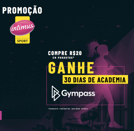 Promoção Gympass Intimus Sport