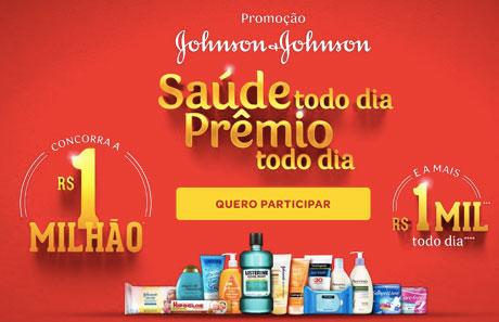Promoção Johnson & Johnson Saúde Todo Dia, Prêmio Todo Dia