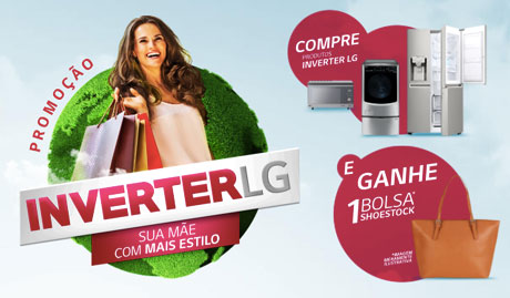 Promoção Mães Inverter LG