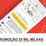 Promoção Shell 25 Mil Milhas