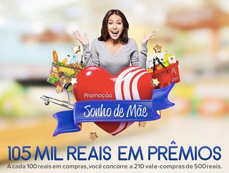 Promoção Shibata Supermercados Sonho de Mãe