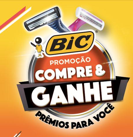 Promoção BIC Compre e Ganhe