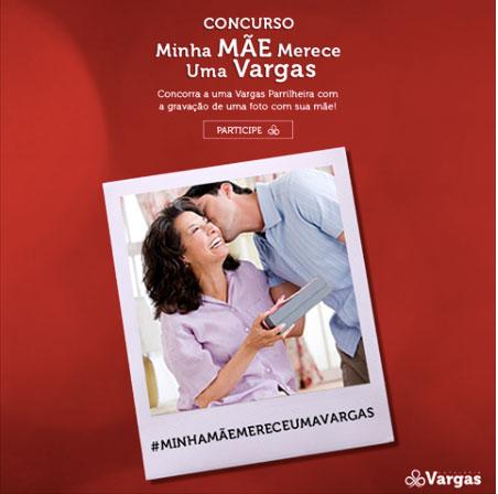 Concurso Dia das Mães da Cutelaria Vargas