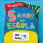 Promoção Milnutri 5 Anos de Escola