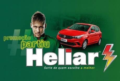 Promoção Partiu Heliar