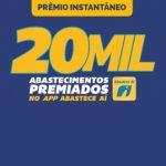 Promoção Ipiranga 20 Mil Abastecimentos Premiados