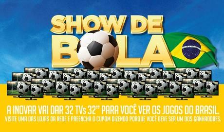 Concurso Show de Bola Inovar