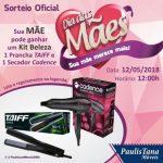 Promoção Dia das Mães Paulistana Móveis