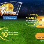 Promoção Sherwin-Williams Bolada de Prêmios