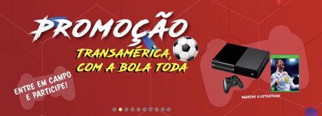 Promoção Transamérica Com a Bola Toda
