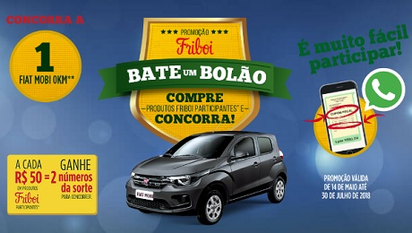 Promoção Friboi Bate um Bolão
