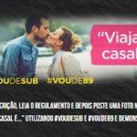 Promoção Rádio 89FM Vou de Sub