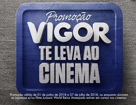 Promoção Vigor Te Leva ao Cinema