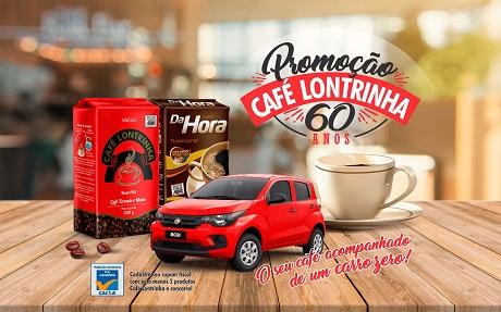 Promoção Café Lontrinha 60 Anos