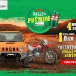 Promoção Rally de Prêmios Divino Fogão