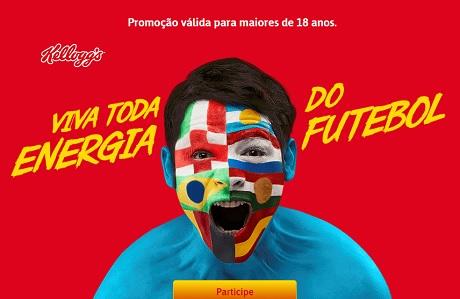 Promoção Sucrilhos Viva Toda Energia do Futebol