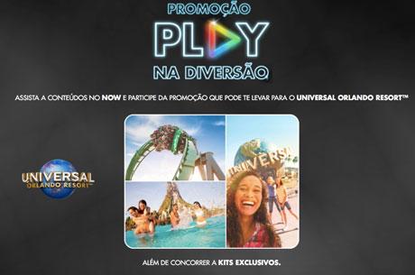 Promoção NET e Claro TV Play na Diversão