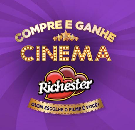 Promoção Compre e Ganhe Cinema Richester
