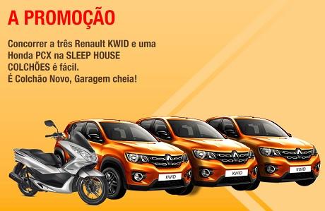 Promoção Colchão Novo Garagem Cheia