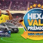 Promoção Hexa Vale Prêmios