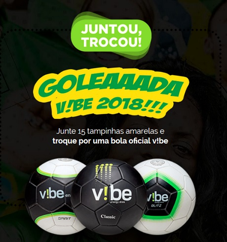 PromoçãoGoleada ViBe