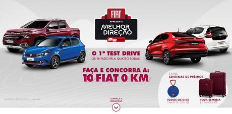 Promoção FIAT Melhor Direção