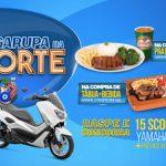 Promoção Griletto Na Garupa da Sorte