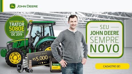 Promoção Seu John Deere Sempre Novo