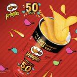 Promoção Pringles 50 Anos