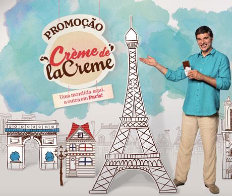 PromoçãoCacau Show Creme de laCreme