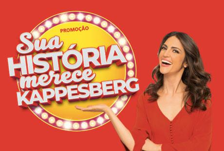 Promoção Sua História Merece Kappesberg