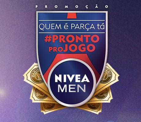 PromoçãoNiveaPronto Pro Jogo