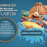 Promoção Aventura Em Atlantis com o PBKids