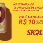 Promoção Skol Conecta